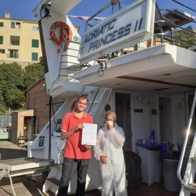 Pulizia E Sanificazione Barca A Porto Ercole - Impresa Di Pulizie I Delfini